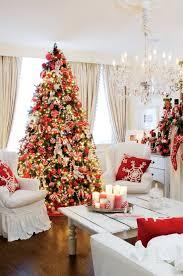 40 Fantastic Living Room Christmas Decoration Ideas