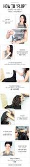 the curly u0027s guide to plopping your hair