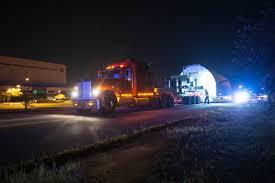 100 Pathfinder Truck James Webb Space Telescope Backplanes Path To NASA NASA