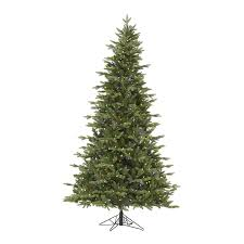 5 Ft Pre Lit Multicolor Christmas Tree by Shop Vickerman 7 5 Ft Pre Lit Balsam Fir Artificial Christmas Tree