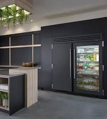 side by side kühlschrank perfekte kühl gefrierkombination