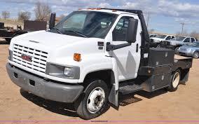 2004 GMC C4500 Flatbed Truck | Item F2349 | SOLD! April 30 C...