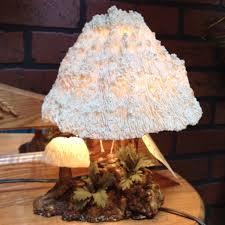 Oil Rain Lamp Wiki by Original Magic Mushroom Lamp Company Four Cap Coral Lamp Coral