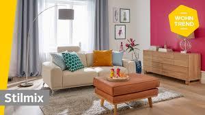 kreativ individuell einrichten der stilmix im wohnzimmer roombeez powered by otto