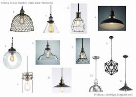 Pendant Lights Brilliant Farmhouse Pendant Lighting For Home