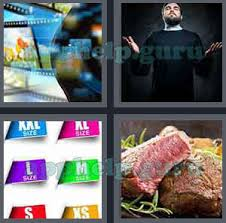 4 Pics 1 Word Level 301 to 400 6 Letters Picture 306 Answer Game