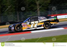 100 Nationwide Truck Series Race Driver Parker Kligerman Editorial Stock Image Image Of Finish
