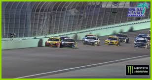 100 Monster Truck Show Miami Contact Between Joey Logano Martin Truex Jr For Lead NASCARcom