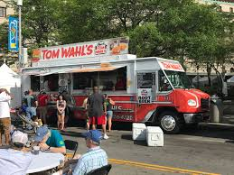Food Truck Catering Service Rochester NY | Tom Wahl's Food Truck ...