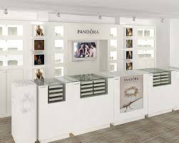 Jewelry Display Cabinet DG Furniture Free Design Manufacture