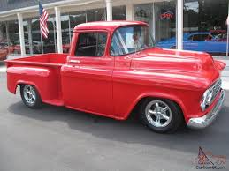 1956 Chevy Truck 3100 Side Step Torch Red 1956 Chevy Truck For Sale Old Car Tv Review Apache Youtube Pin Chevrolet 210 Custom Paint Jobs On Pinterest Panel Tci Eeering 51959 Truck Suspension 4link Leaf Automotive News 56 Gets New Lease Life Chevy Pick Up 3100 Standard Cab Pickup 2door 38l 4wheel Sclassic Car And Suv Sales Ford F100 Sale Hemmings Motor 200 Craigslist Rat Rod Barn Find Muscle Top Speed Current Projects