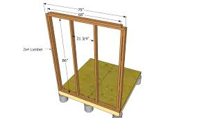 how to make a storage shed plans friendly woodworking projects