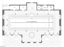 28 Collection Of Swimming Pool Plan Drawing