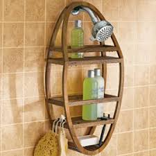 Teak Bath Caddy Canada by Patented Moa Teak Shower Organizer Teak Website And Shower Storage