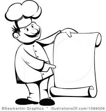 400x420 Chef Clipart Black And White Clipart Panda