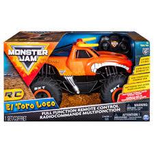 100 El Toro Monster Truck Spin Master Jam Jam Official Loco Remote