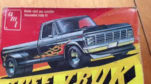 AMT Tuff Truck Custom Ford Pickup - YouTube