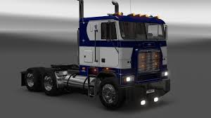 FREIGHTLINER FLB CUSTOM BLUE SKIN 1.22 | ETS2 Mods | Euro Truck ... Freightliner Hoods Stretched Classic Readers Custom Steel Hauler 2007 M2 106 Dump Truck For Sale 156326 Kilometers Coe Semi Crazy Pinterest Rigs Trucks White Long Hood Rig With Old Style Breathers Custom American Simulator Xl Review Built Steemkr Freightliner Classic Custom V20 For 125 Ets2 Mods Euro Roll Off Vocational Trucks Ebay Unique 1997 Marmon Day Cab Peterbilt Truck Dtna Recalling More Than 18000 Cascadia