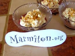 dessert au mascarpone marmiton dessert rapide au mascarpone recette de dessert rapide au