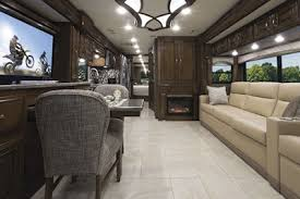 Tuscany Class A Diesel Motorhomes