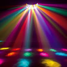 American DJ Aggressor Party Light Rental DJ Peoples