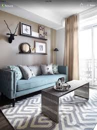 Earth Tone Living Room Ideas Pinterest by Duck Egg Sofa With Soft Grey Carpet And Linen Sheers Sofas