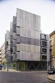 Minimal Apartment Building By DaM Prag