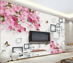 fototapete wohnzimmer rosa und wand nr dec 7926 uwalls de