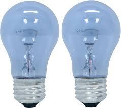 ge lighting 48706 40 watt reveal a15 appliance bulb 2 card