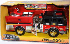 100 Tonka Mighty Motorized Fire Truck Toys Buy Online From Fishpondcomau