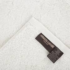 Decorative Hand Towel Sets by Buy Roberto Cavalli Gold Towel Ivory Amara