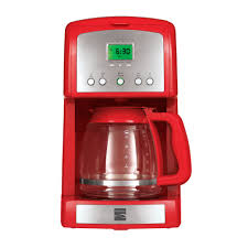 Kenmore 238013 Red 12 Cup Drip Coffeemaker