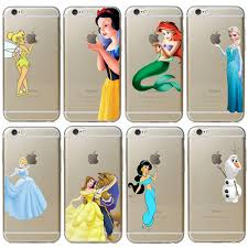 New arrive 24 stylel For Apple iphone 6 6s case Transparent Snow