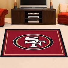 San Francisco 49ers 310 X 54 Logo Rug
