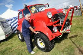 Show Of Might And Beauty As Annual Barnard Castle Truck Show Meets ...
