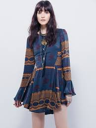 Free People Loving Leila Ruffled Dress Available For 14800