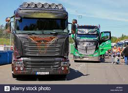 HAMEENLINNA, FINLAND - JULY 15, 2017: Show Trucks Scania Golden ... Dennis Eagle Elite 6 Olympus Refuse Truck 2013 3d Model Vehicles Usd 2438 Double Eagle Manual Version Of Large Mixer Truck Concrete Valley Motors Carson City Nv New Used Cars Trucks Sales American Flag Bald Decal Xtreme Digital Graphix Wrap Visual Horizons Custom Signs 2001 Intertional 9400i Semi Item J4703 Sol Hawaiian Jet Fd And Equipment Llc Cporation Simulator 9900i Manac 48 About Us Auto Parts Worldwide Up For Sale 1999 Eld Exempt Tractor