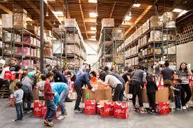 100 Warehouse Sf SFMarin Food Bank Buys Massive New To Increase