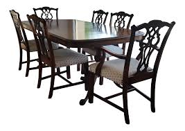 Antique Bernhardt Dining Set Jet Set Ding Room Items Bernhardt Santa Bbara Includes Table And 4 Side Chairs By At Morris Home 78 Off Embassy Row Cherry Carved Wood Haven Chair Each 80 Gray Deco All Montebella 9 Piece Baers Design Couch Sale Interiors Keeley Of 2