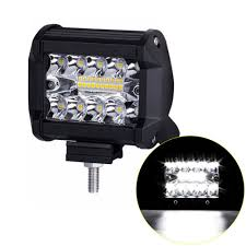 100 Truck Spot Light 60W CREE LED Work Flood Lamp Combo 12V 24V Off Road