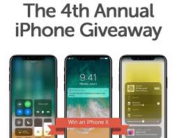 iPhone X Giveaway 2018 Participate to Win an iPhone X