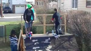 Backyard Halfpipe Scooter Edit!!! - YouTube 25 Unique Pvc Pipe Projects Ideas On Pinterest Diy Pvc Building A Miniramp Youtube Mini Ramp Skateboarding Minis And Diy 3ft Halfpipe 8 Steps Day Two Mini Random Skateboard Trench La Trinchera Skatepark Skatehome Friends Skatepark 234 Best Trampoline Images Patterson Park Cement Ramp Project Skateramp Wood Works Ramps Rails Sky Backyard Ideas The Barrier Kult December 2012