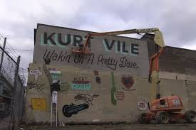 Kurt Vile Mural Philadelphia by Kurt Vile Unleashes 9 Minute Prog Pop U0027wakin On A Pretty Day U0027 Spin