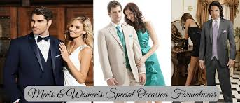 a formal affair by trish formalwear for men and ladies