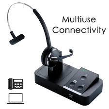Jabra PRO 9450 Flex Wireless Headsets 9450 65 707 105
