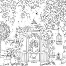 Johanna Basfords Book Secret Garden Helped Kick Off The Grown Up Coloring Craze