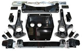 S.T.L. High Clearance LIFT KIT | 2011-2018 GM 2500HD | 3-6