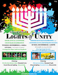 Shoreline Area News Lights of Unity Chabad Jewish Center of