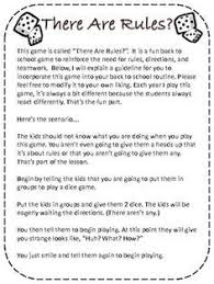 Game Instructions Template