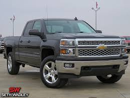 100 Used Chevy Truck For Sale 2015 Silverado 1500 LT 4X4 In Pauls